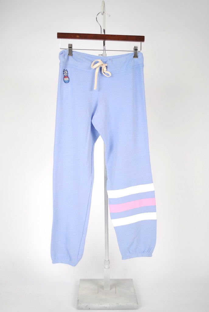 Classic Striped Sweatpants