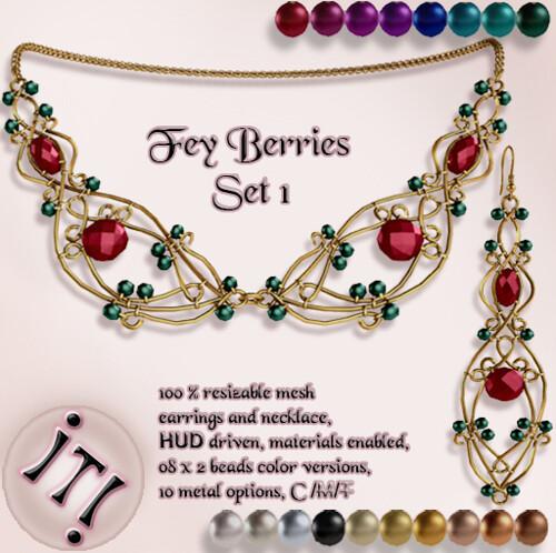 !IT! - Fey Berries Set 1 Image