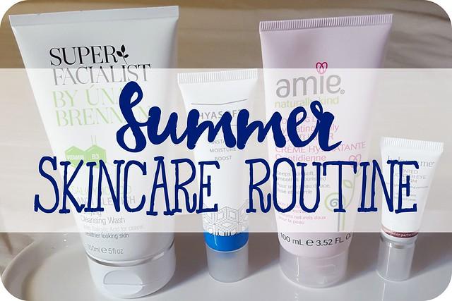 Summer-Skincare-Routine