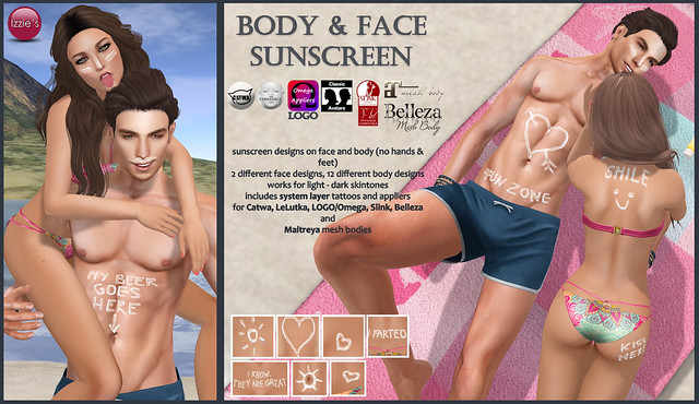 Body & Face Sunscreen