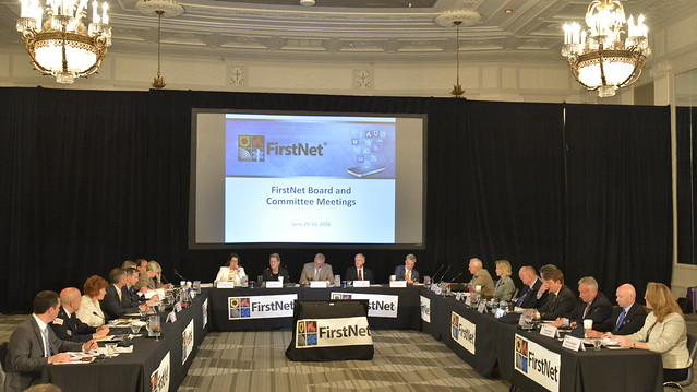 FirstNet Board Meeting June 29-30, 2016