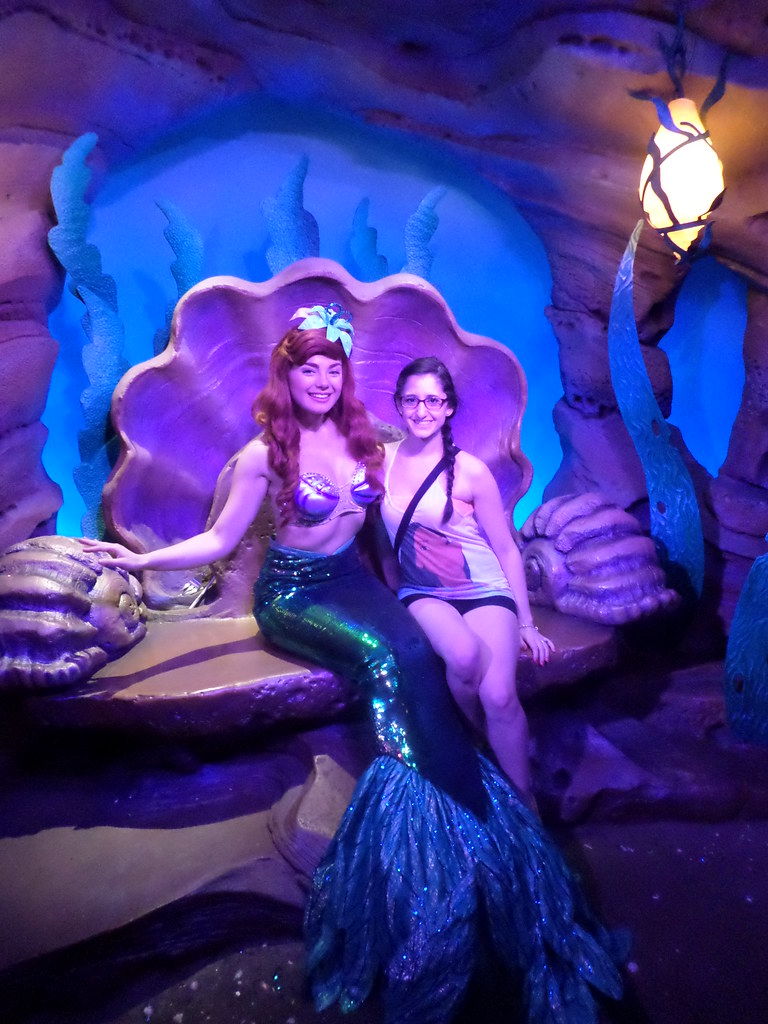 Disney Magic Kingdom Ariel's Grotto