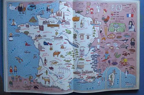 地圖-3-介紹法國-selena提供-1