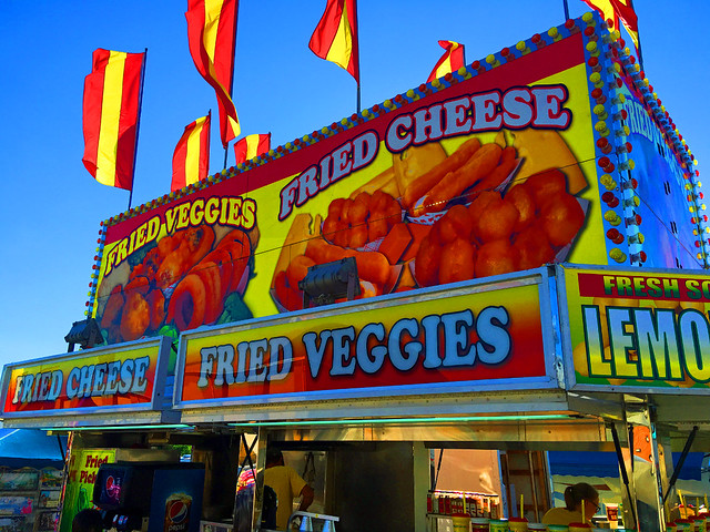 Fried-Veggies-Stand