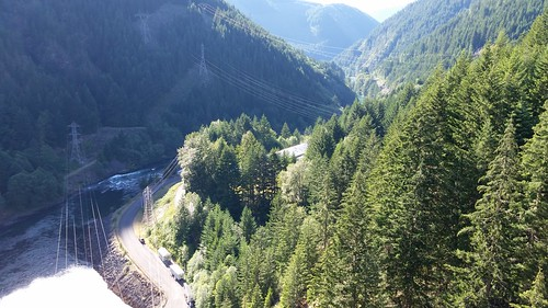 Santiam River Canyon