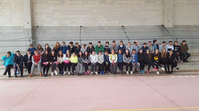 SENDEiRISMO EN COIRÓS 3º ESO CURSO 2015-2016