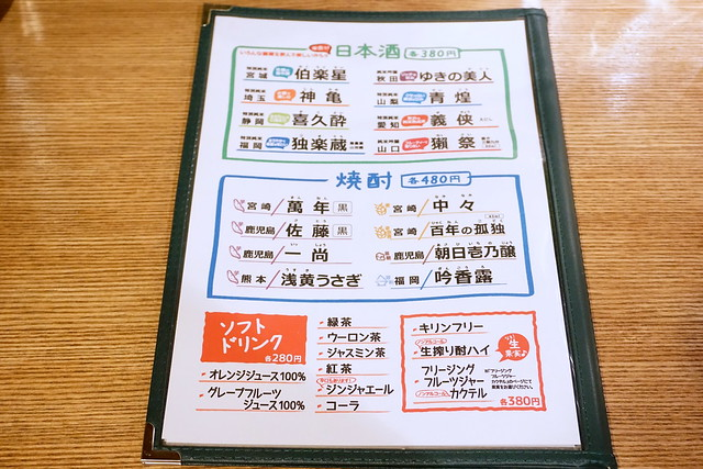八百屋バル(江古田)
