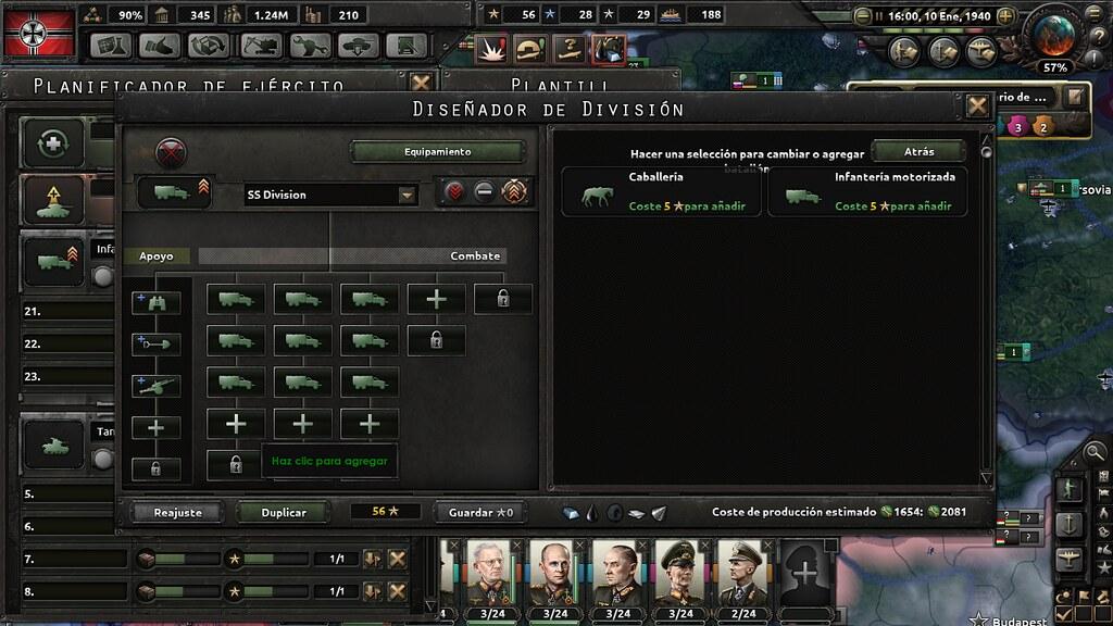 diseñador de division