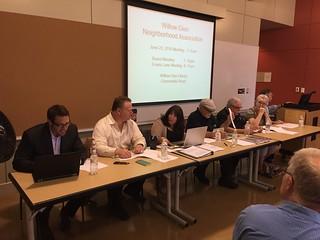 Willow Glen Neighborhood Association Board 23 June 2016