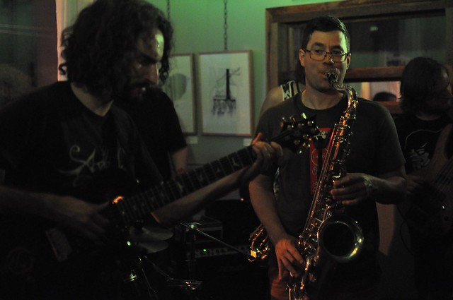 The Night Watch and Ouroboros at Pressed