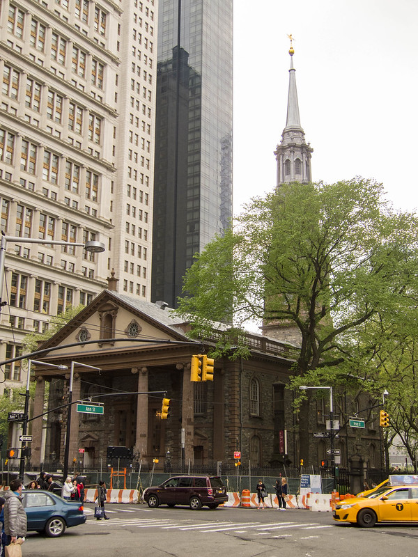 St. Paul's Chapel