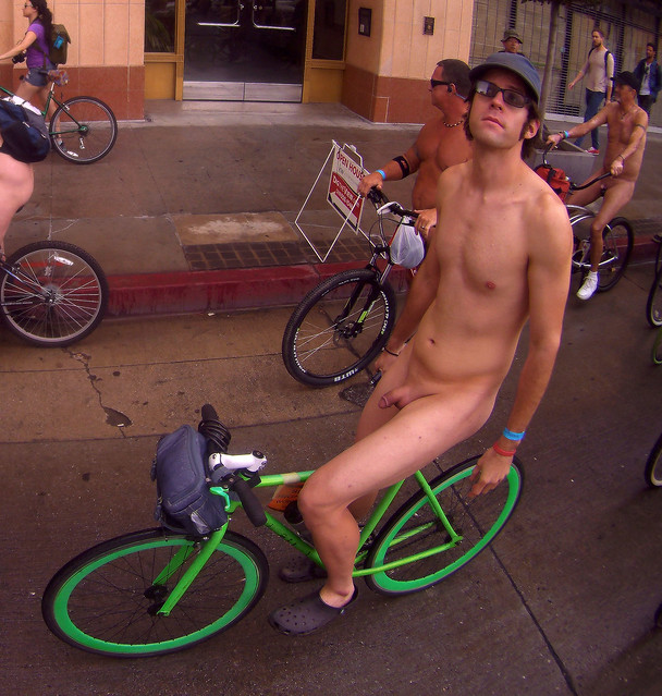 LA World Naked Bike Ride (304A)