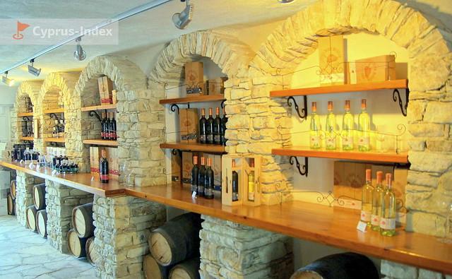 Кипрский музей вина. Лимассол. Кипр