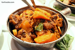 Ox Tail in Red Wine 紅酒燴牛尾