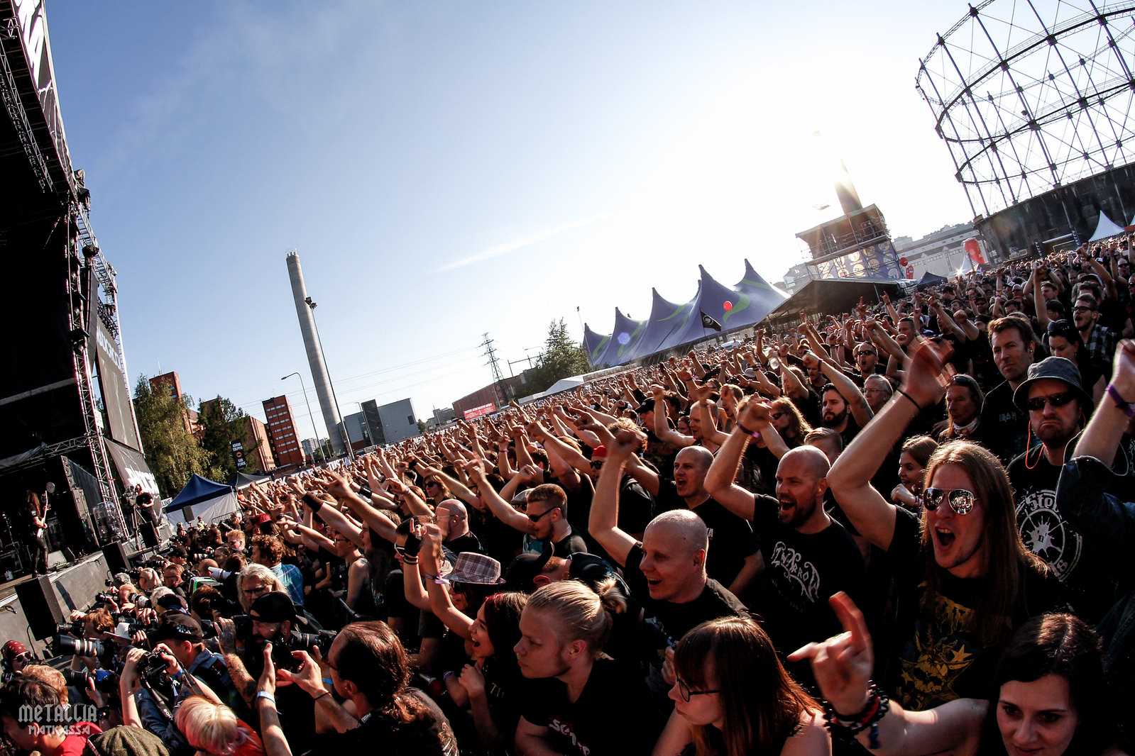 tuska open air metal festival, tuska festival, tuska, hellsinki, hellsinki for headbangers, tuska 2016