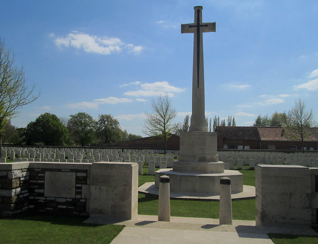 Menin Road South Cemetery