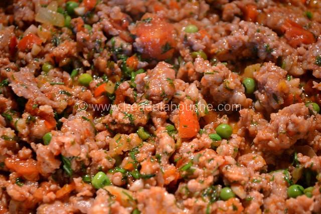 Samoussas à la Viande & aux Légumes © Ana Luthi Tous droits réservés 06