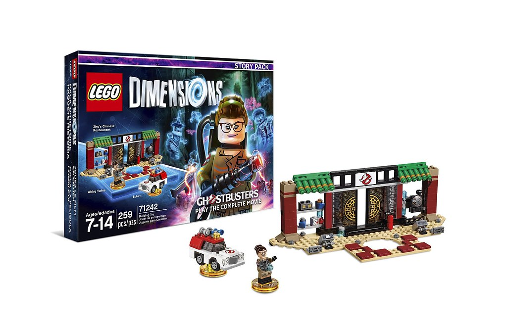 lego dimensions 71245 instructions