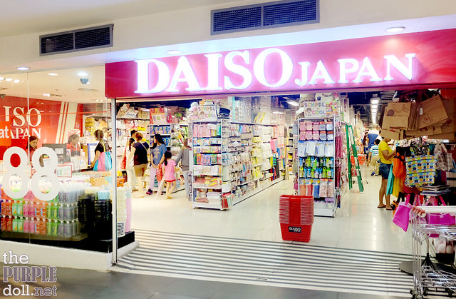 Daiso at Robinsons Place Manila