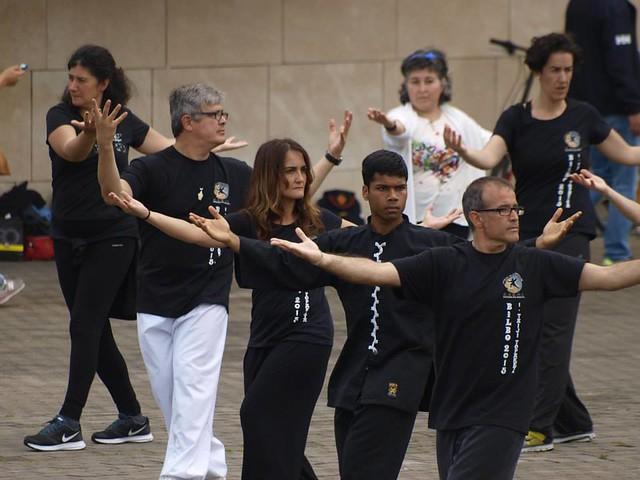 I. Encuentro de Taichi, Bilbao 2015 (14/06/2015)