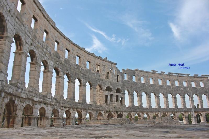 Istria-Pula-Arena-Croatia-普拉競技場-17度C隨拍- (16)