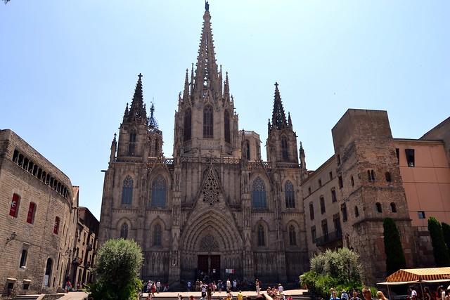 Qué hacer y ver en Barcelona - Catedral de Barcelona