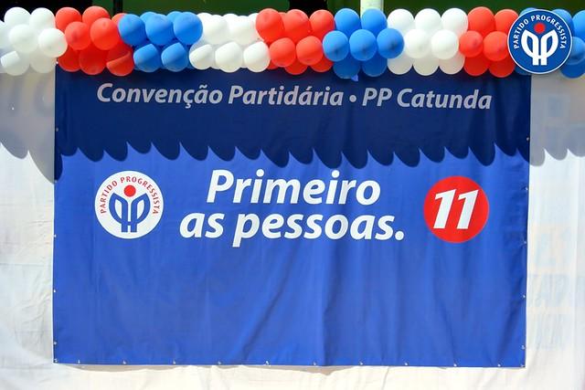Convenção do PP em Catunda