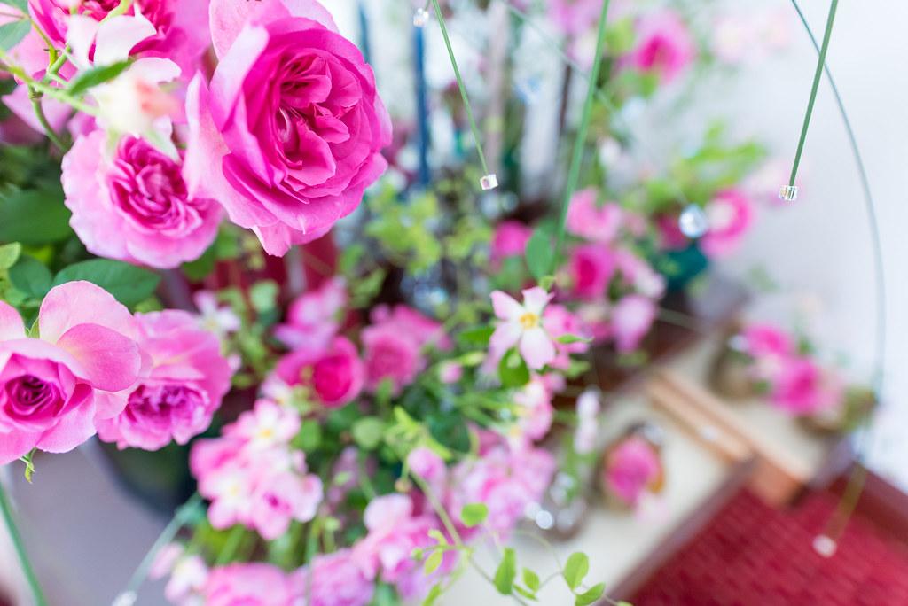 花と器のハーモニー⑩