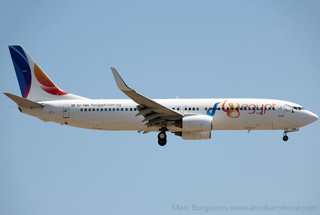 FLY EGYPT B737 SU-TMH