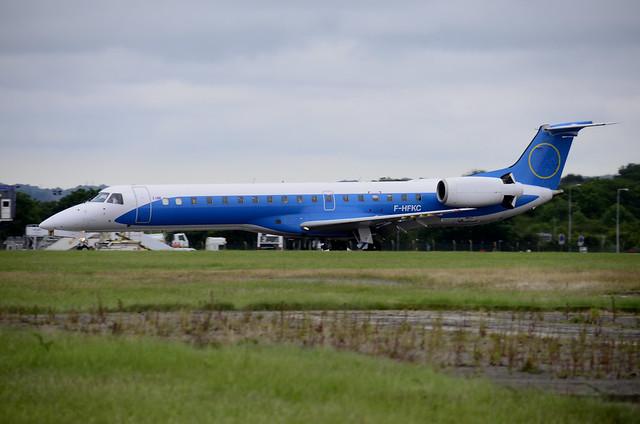 F-HFKC ERJ-145