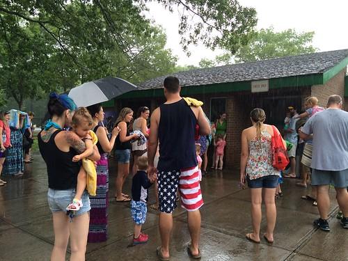 Swim Lessons- July 2016