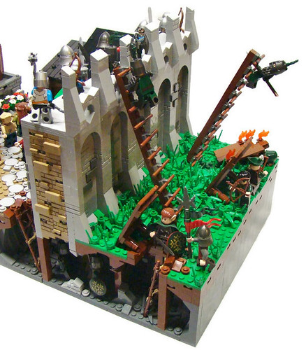 To Storm a City ~ The Siege
