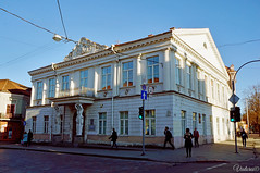14.Дворец Тышкевичей (Tiškevičių rūmai) (2)