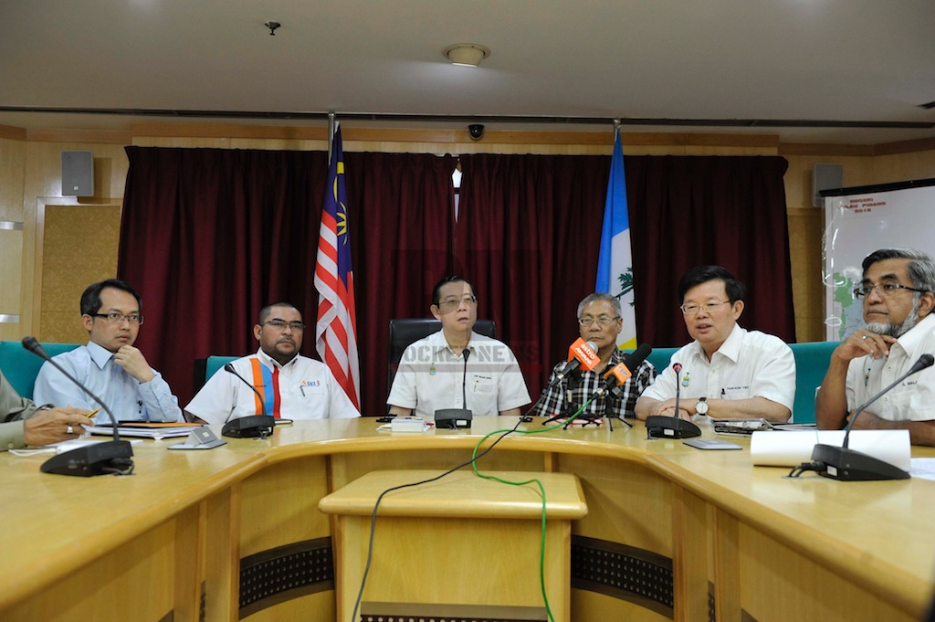 Sidang Media Y.A.B. Ketua Menteri Lim Guan Eng (2 July 2016)