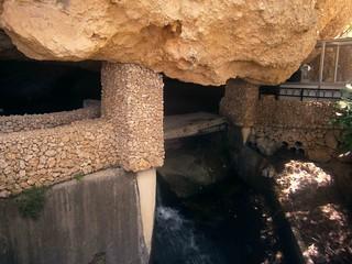 Kadisha Grotto Waterfall