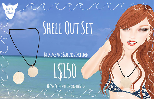 Kitty's Claws: Shell Out Set