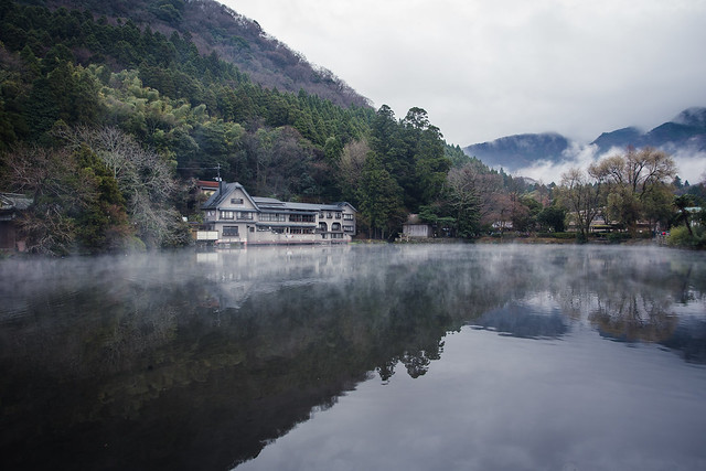 2015.Dec.Kyushu.九州.大分県由布市湯布院町