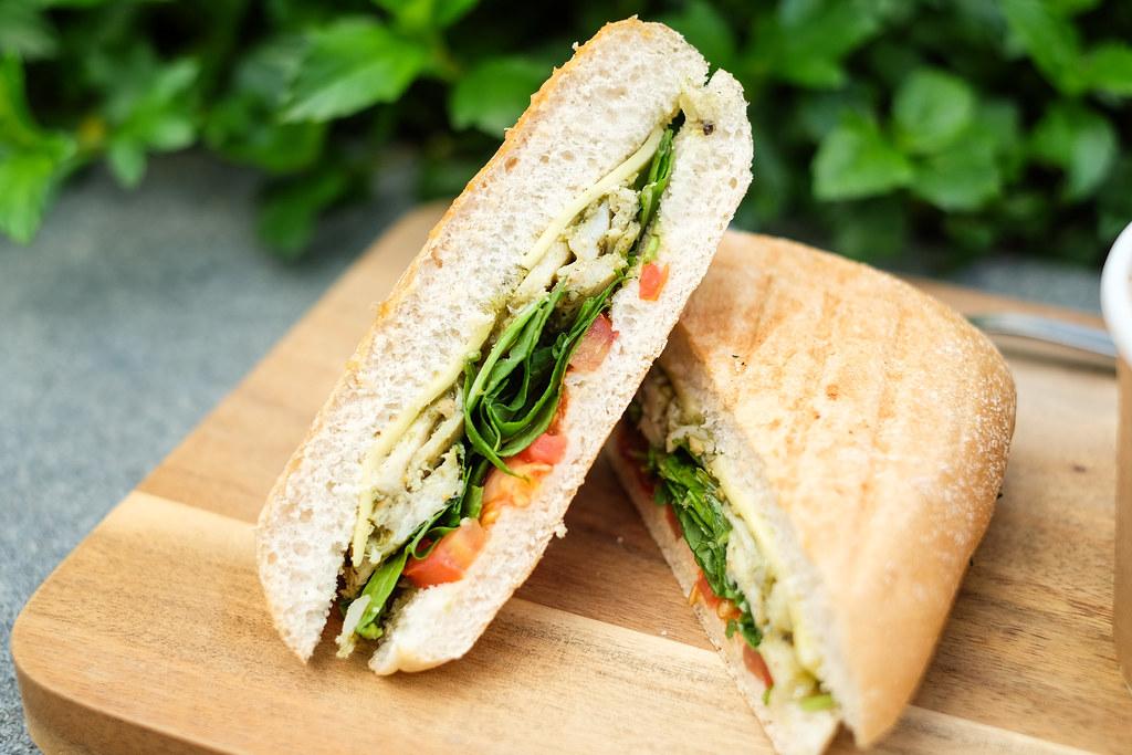 麦卡夫三明治