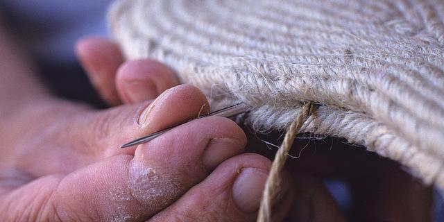 Espadrille Making in Spain