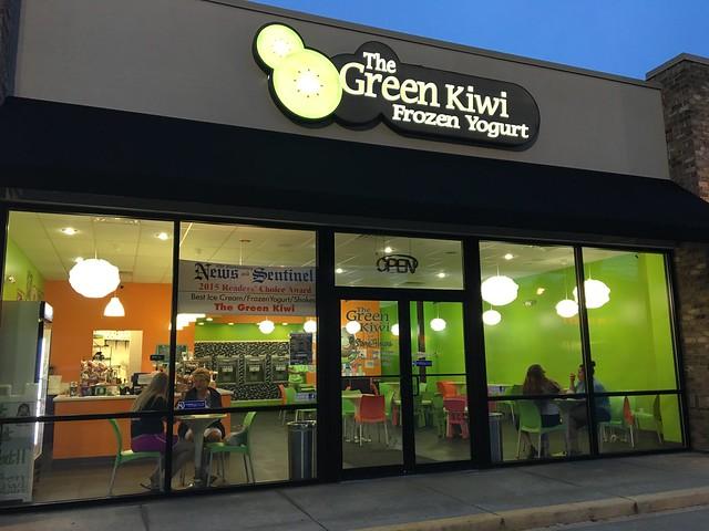 The Green Kiwi