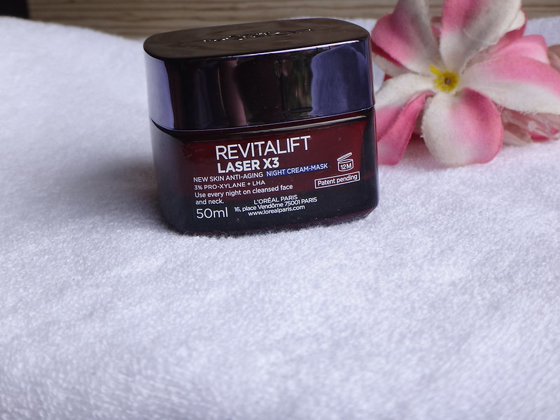 Loreal Revitalift Night Cream-Mask