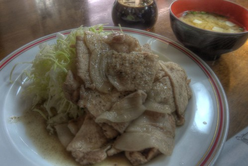 lunch time at Asahikawa on JUN 27, 2016 (3)