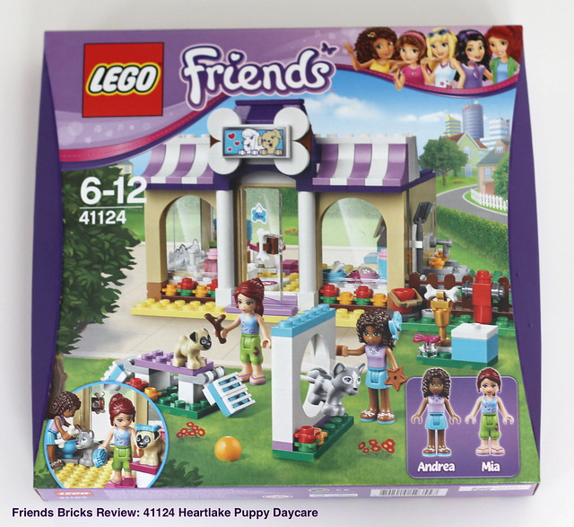 lego friends puppy daycare instructions