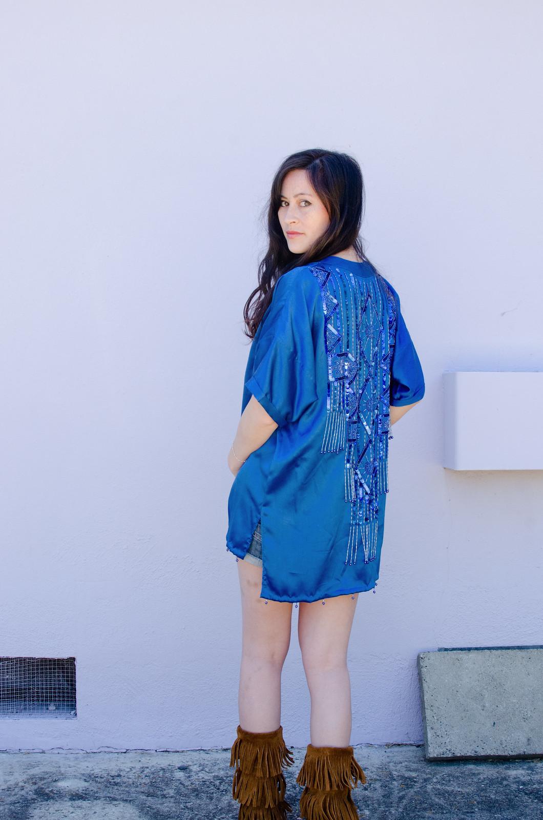 Kimono refashion