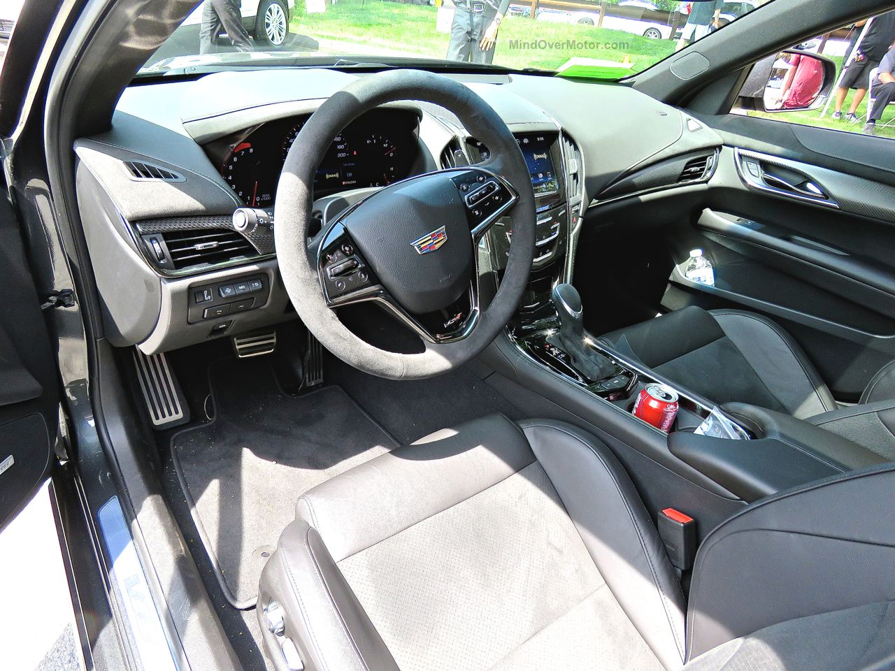 Cadillac ATS-V Review 3