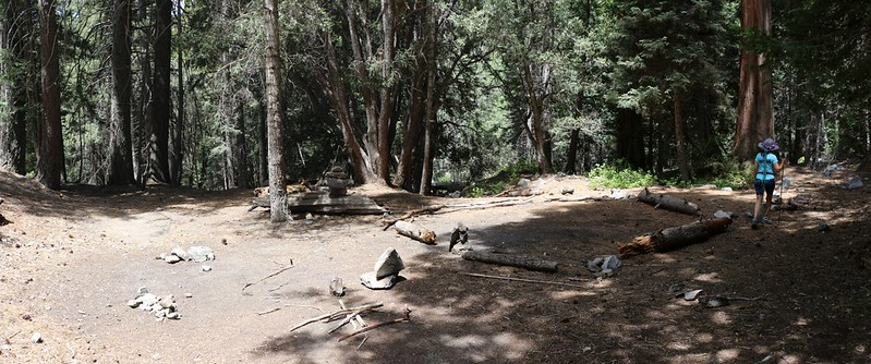 Alger Creek Campsite