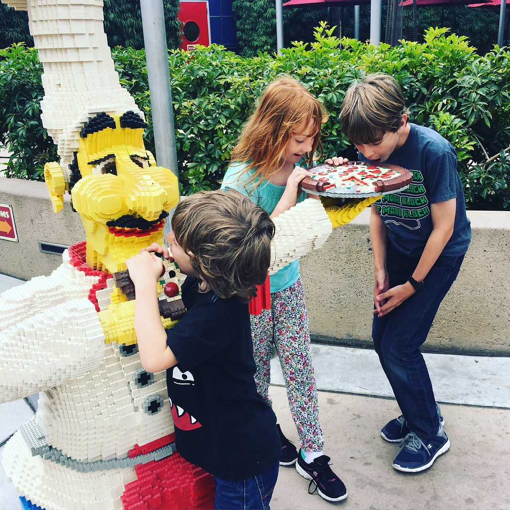 Legoland Pizza
