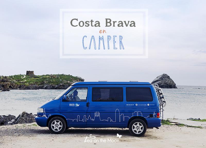 Ruta por la Costa Brava en camper