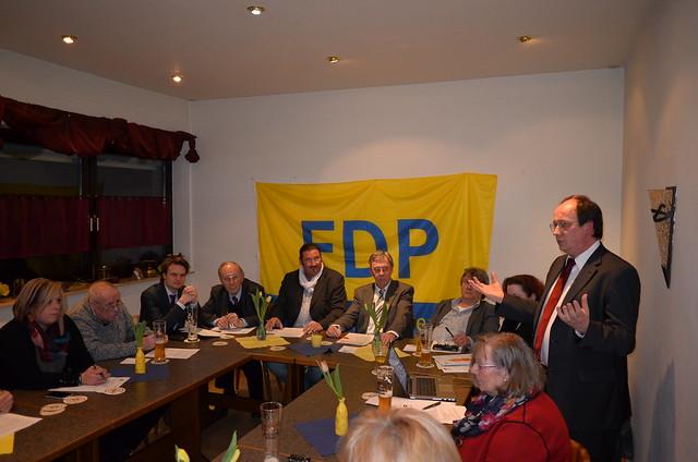 Ortsparteitag am 23.01.2014