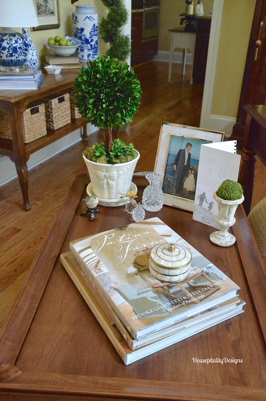 Great Room Tea Table - Housepitality Designs